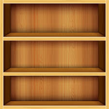 EmptyBookshelf